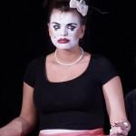 Актриса театра Лицедеи в образе Зиночки